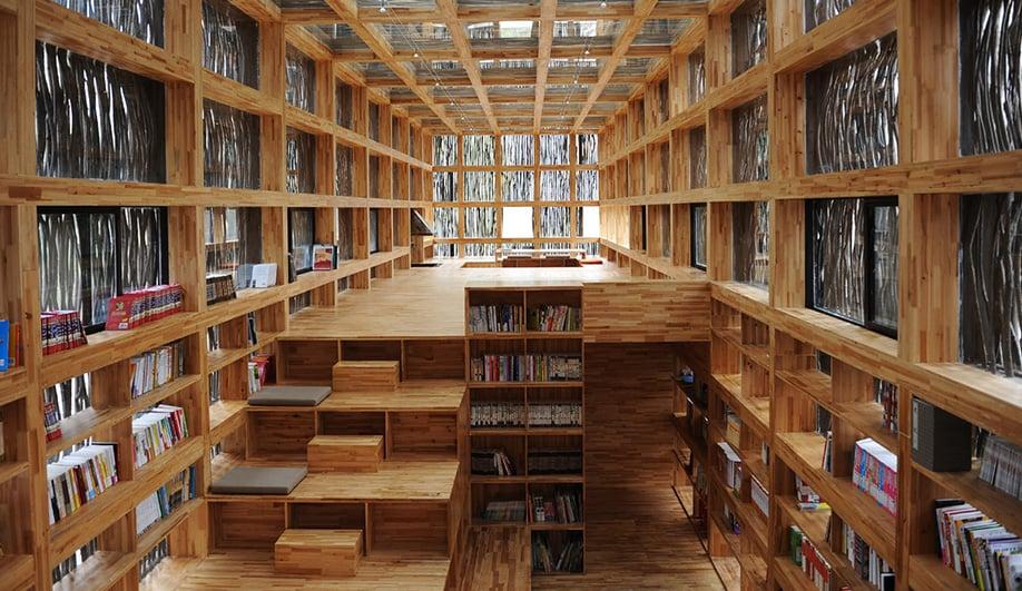 Liyuan Library by Li Xiaodong Wins Moriyama RAIC International Prize