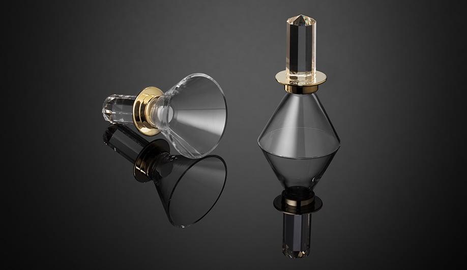 Dior Refashions the Perfume Strip