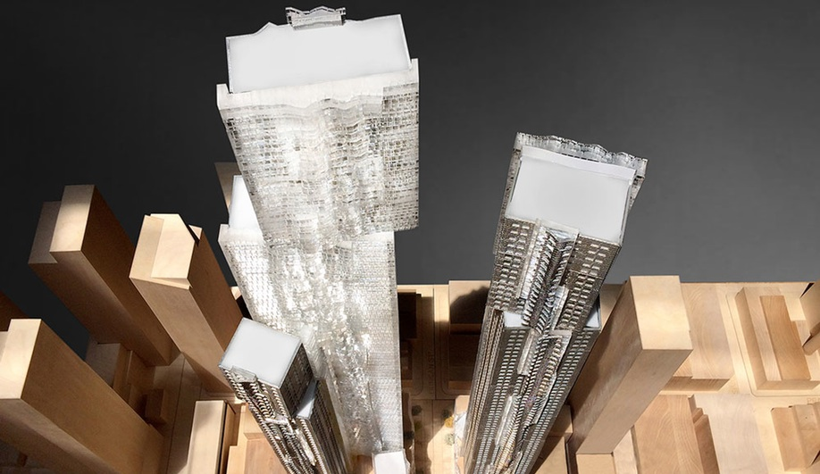 Find Out the Latest on Mirvish + Gehry at IIDEXCanada