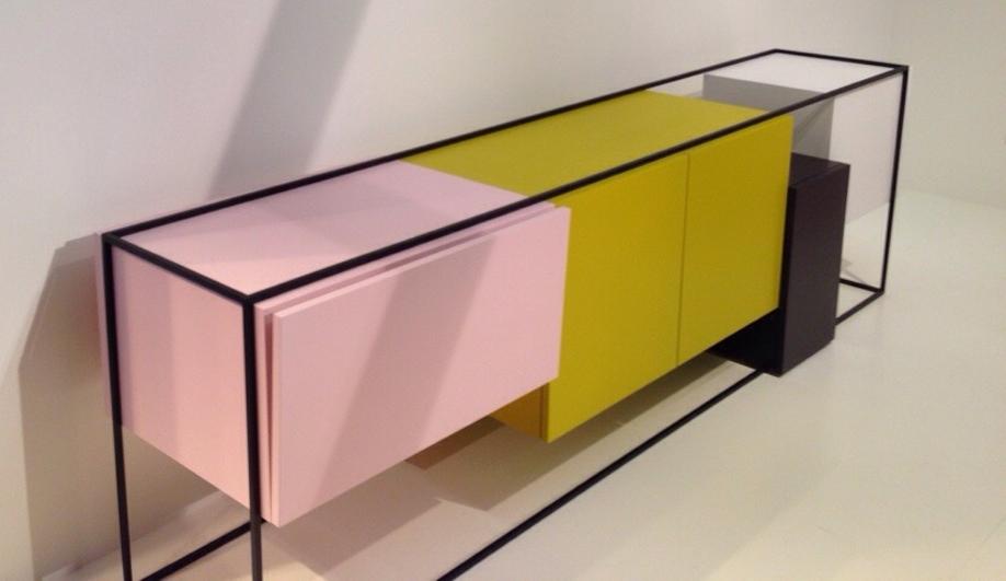 Azure Moca Sideboard Interieur 2014