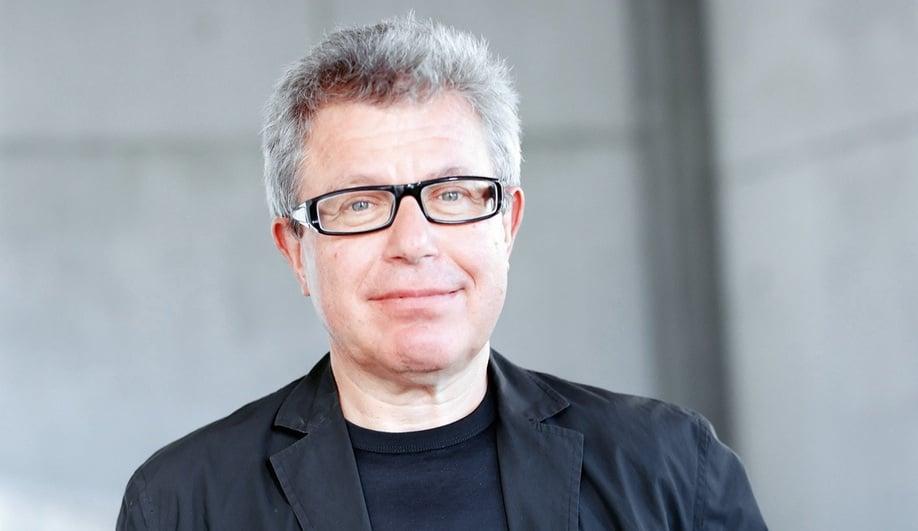 New York-based architect Daniel Libeskind.