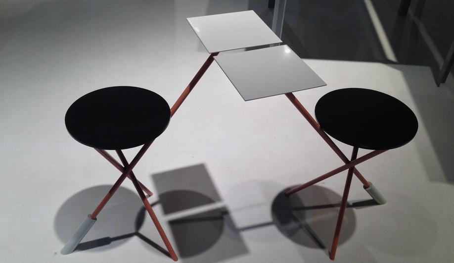 Azure Solo Chair Interieur 2014