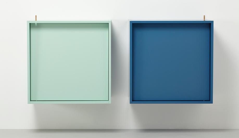 Azure Tumble Cabinet Interieur 2014