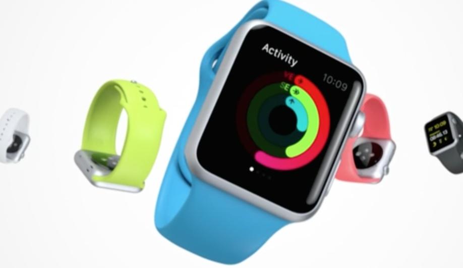 Azure Wearable Tech Apple Watch 2