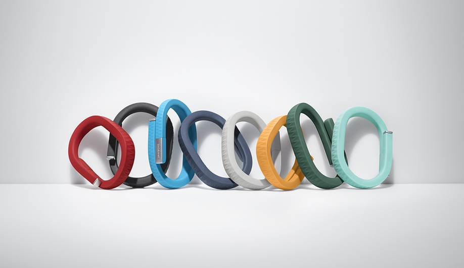 Azure Wearable Tech Jawbone Up