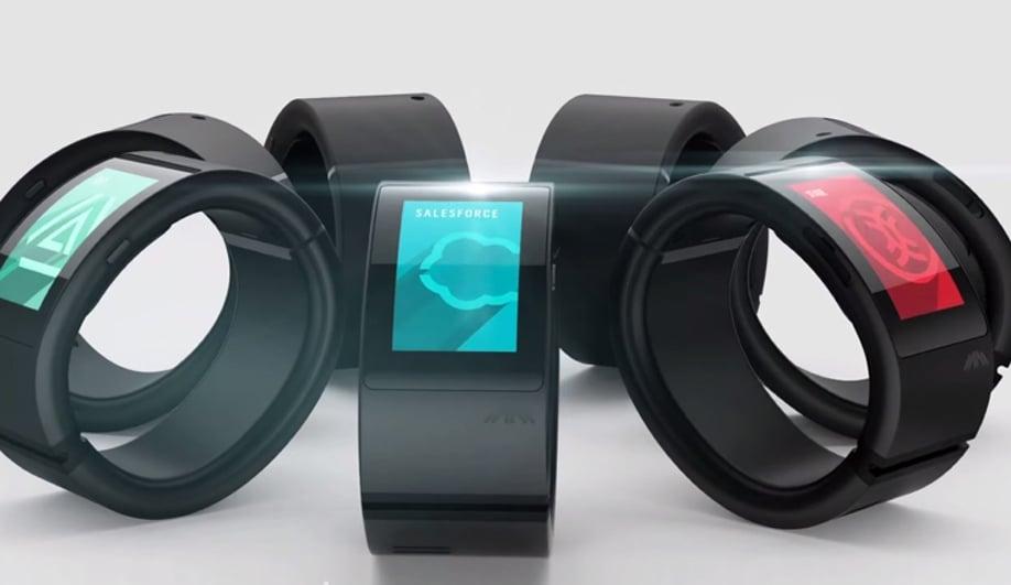 Azure Wearable Tech Zaha Hadid