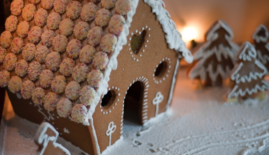 10 Architectural Desserts for the Holidays