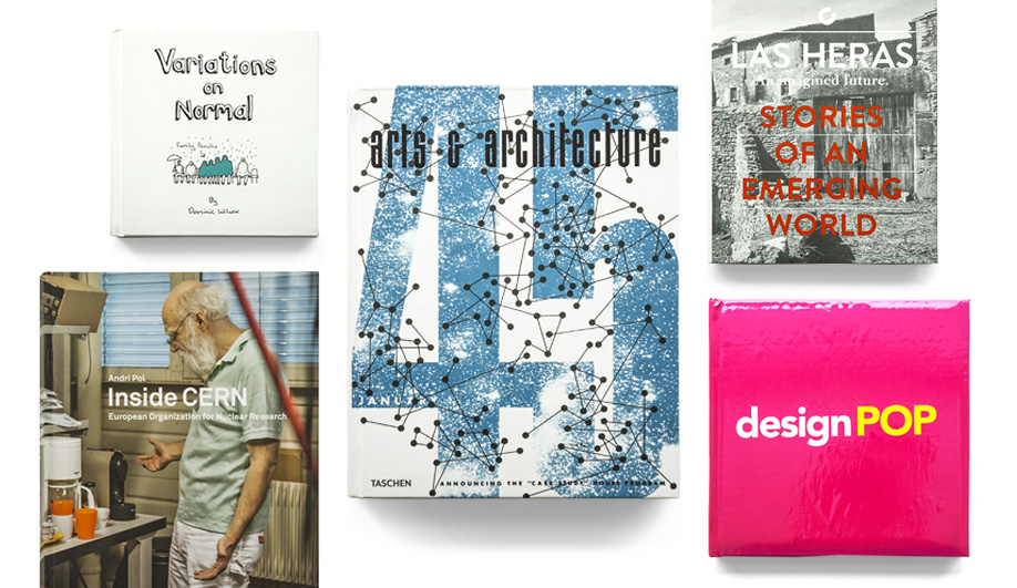 Great Gifts: Architecture and Design Books