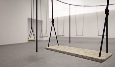 IDS 2015: Philippe Malouin's Swings for Caesarstone