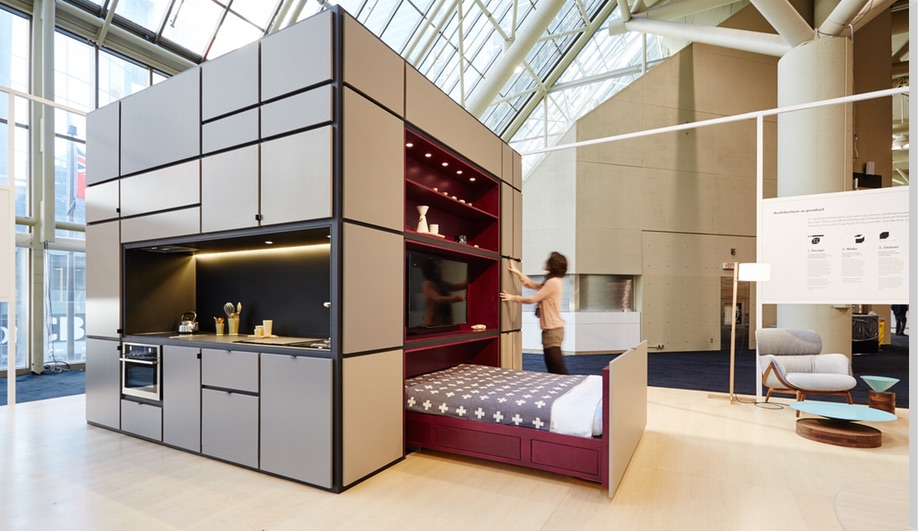 IDS 2015: Cubitat by Luca Nichetto and Urban Capital
