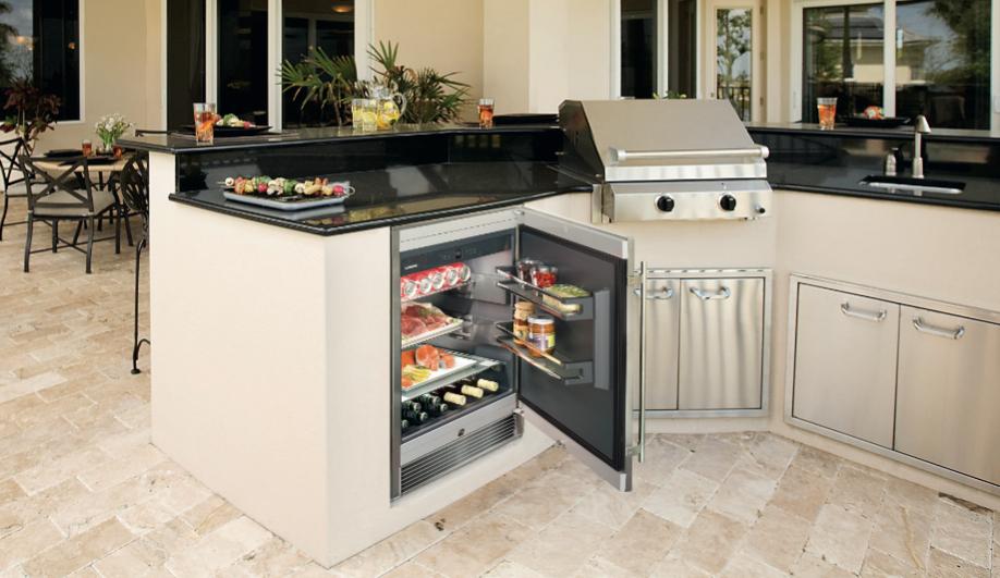 Azure KBIS Liebherr fridge