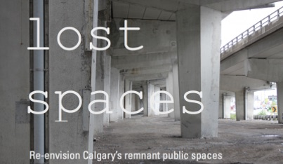 Call for Ideas: Lost Spaces