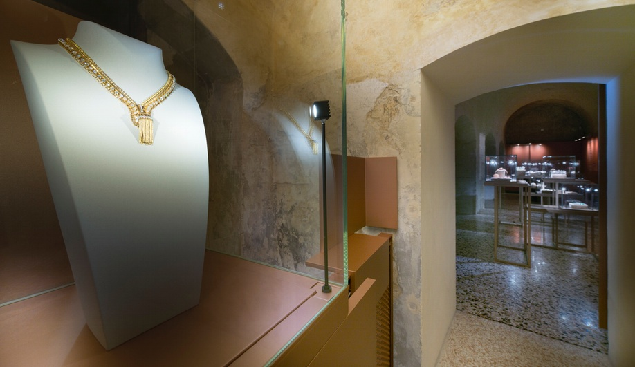 Patricia Urquiola's Jewellery Museum in Italy is a Gem