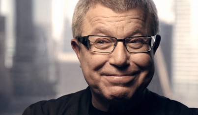 Q+A with Daniel Libeskind