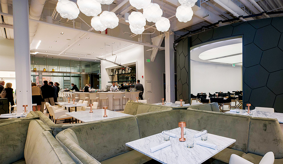A Restaurant that Serves Up the Future of Food