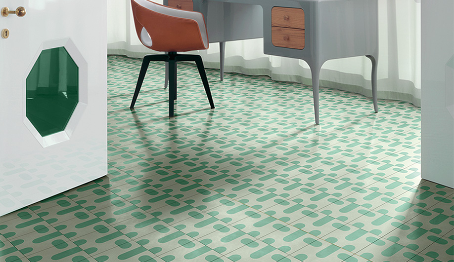 Jaime Hayon for Contemporary Cement Tiles