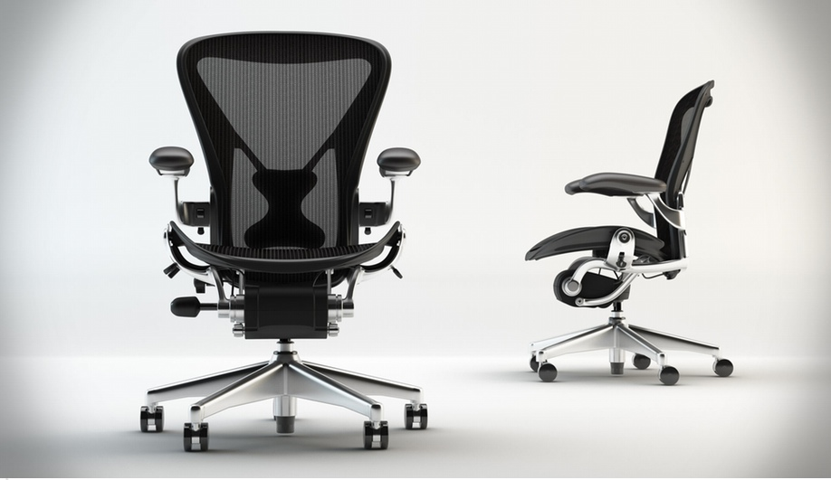 Azure Iconic Chairs Aeron