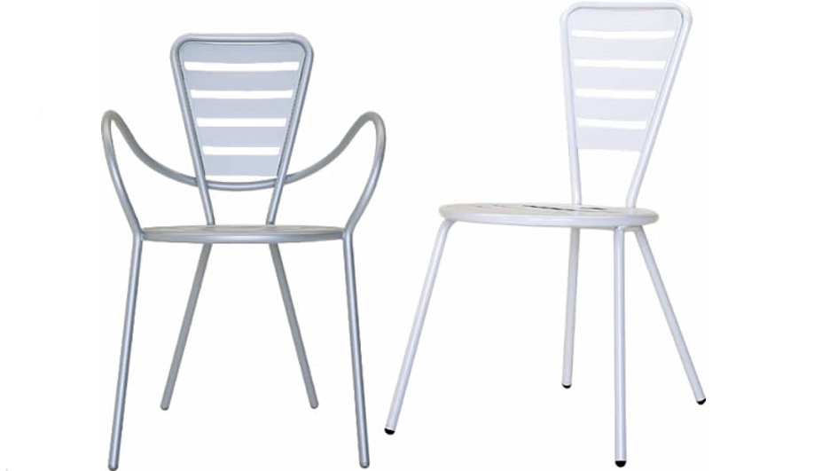Azure Iconic Chairs Gazelle