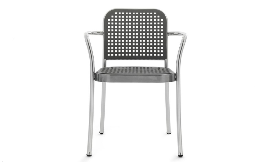 Azure Iconic Chairs Silver