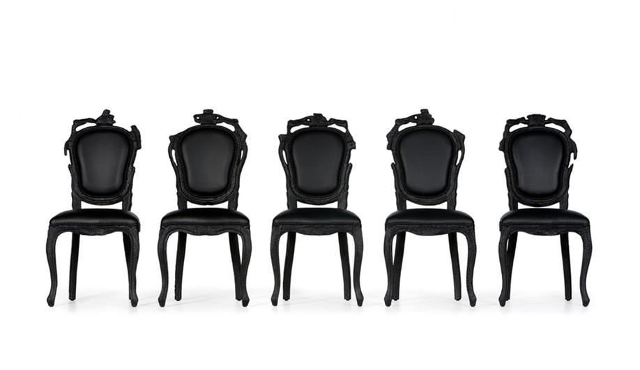 azure iconic chairs smoke - Iconic Chairs Design