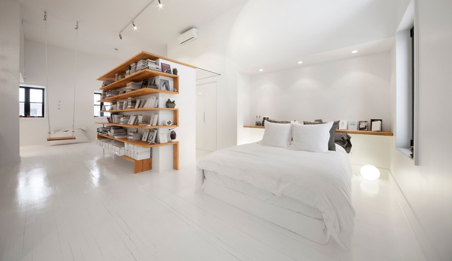 A Dramatic Attic Transformation in a Montreal Home