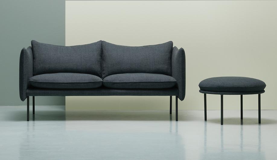 Azure Soft Seating Fogia Tiki