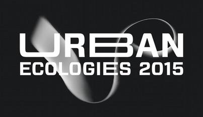 Urban Ecologies 2015