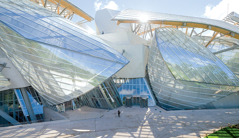 Frank Gehry Wows Again with Fondation Louis Vuitton