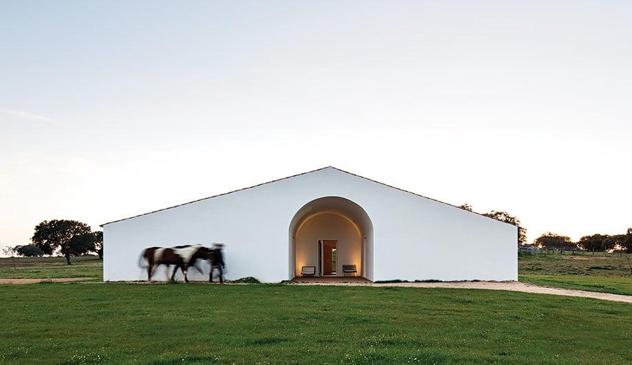 Sublime Farmhouse Transformation in Portugal