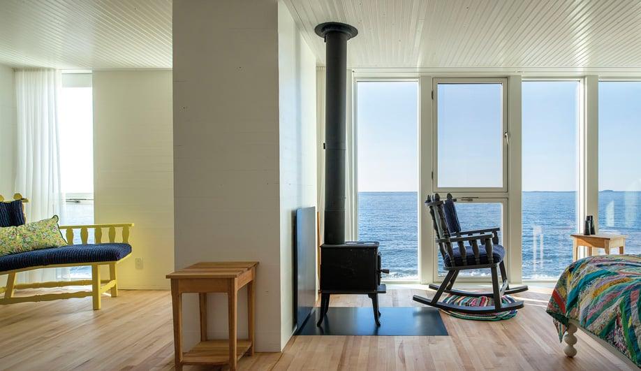 Fogo Island Inn Interior Azure Magazine