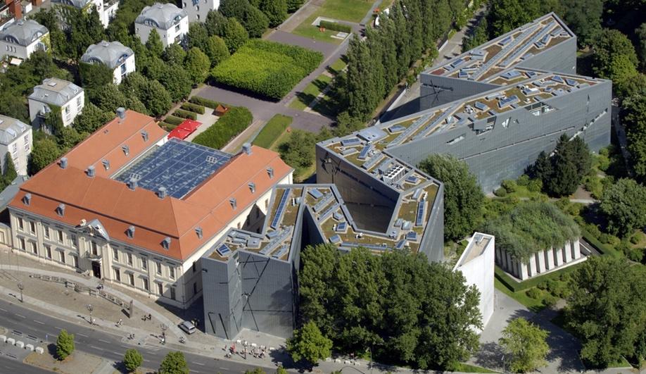 Daniel Libeskind Jewish Museum Berlin Germany
