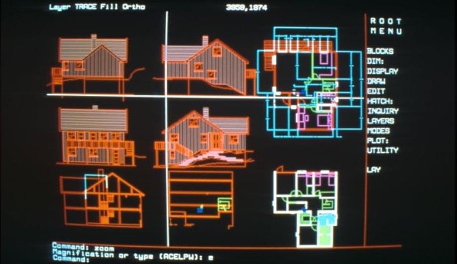 Azure-5-Technologies-earlyAutoCAD-house