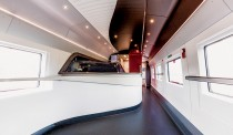 The New Chunnel Trains Travel In Style