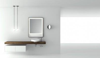 5 Ultra-Minimalist Bathroom Fixtures
