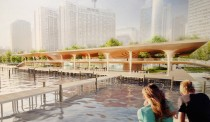 5 Brilliant Proposals for Toronto's New Ferry Terminal