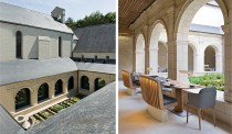 A Sojourn in a 12th-Century Monastery Outside Paris