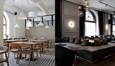 A Finnish Restaurant and Club Goes From Day to Night