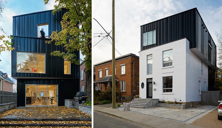 A Transformative House Addition in Ottawa