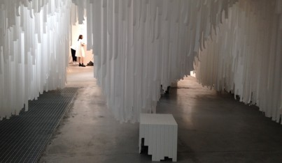 Snarkitecture's Dreamy Installation for COS