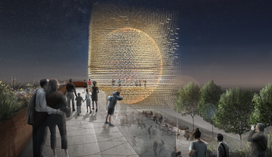 Expo Milano 2015 Five Pavilions On The Rise Azure Magazine