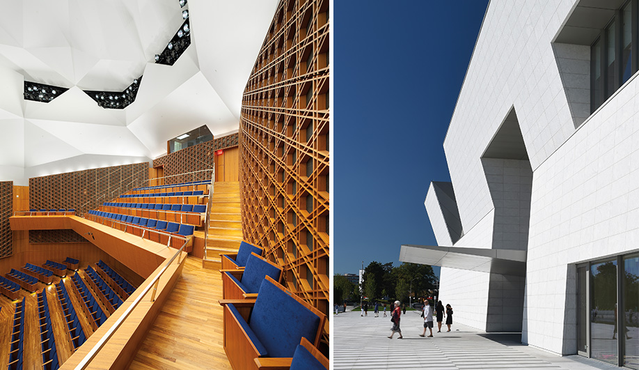 The Spectacular Aga Khan Museum and Ismaili Centre