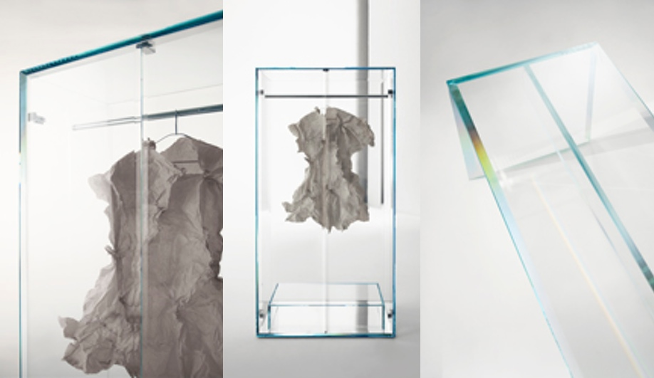 Azure-Salone-Preview-Tokujin Yoshioka-Glas Italia