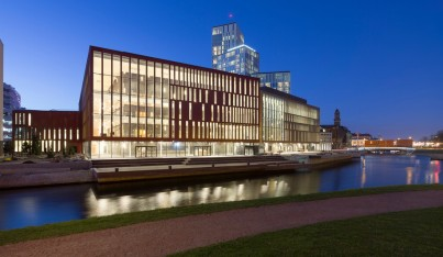 A City-Within-a-City Transforms Malmö's Cultural Life