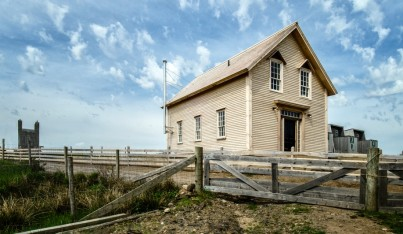 In Nova Scotia, A New Getaway in an Old Schoolhouse