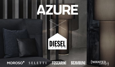 Azure Celebrates its 30th Anniversary with Diesel Living