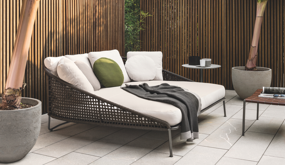 Azure Outdoor Furniture Minotti