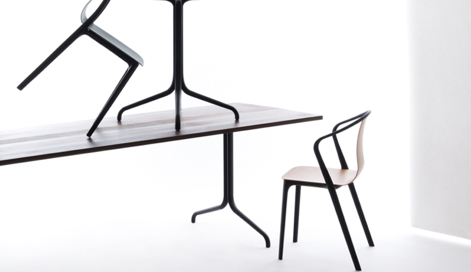 8 Sleek Dining Tables and Chairs