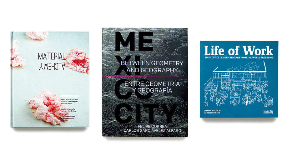 Designer Books: Material Alchemy, Mexico City, Life of Work