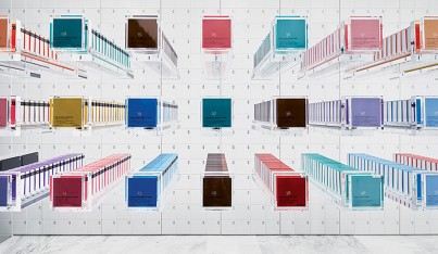 Nendo's Chocolate Shop in Tokyo is Pure Eye Candy