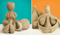 Basket Beauties: Modern Twists on Woven Works